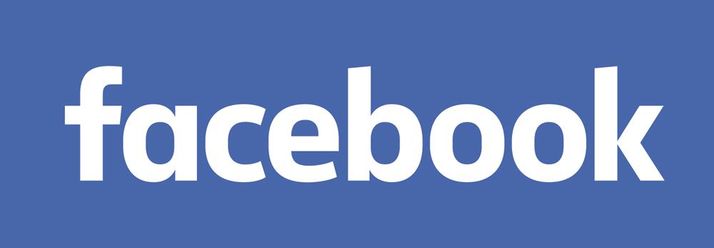 Nuevo logotipo de Facebook hecho en casa con Eric Olson