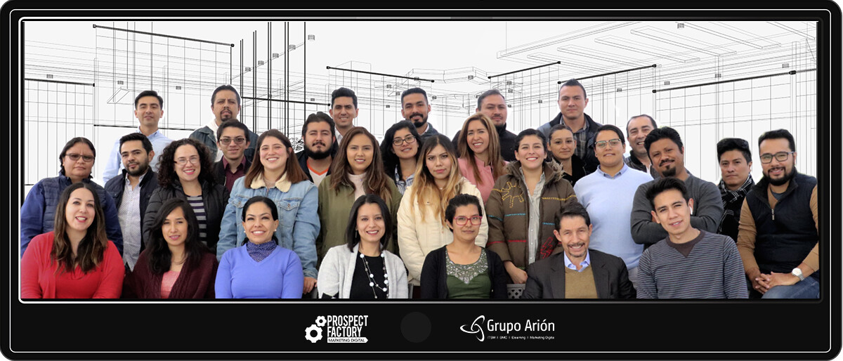 Agencia de Marketing Digital | Prospect Factory