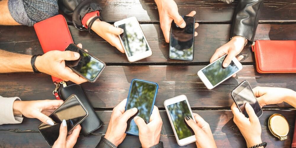 Datos interconectados en redes sociales | Prospect Factory