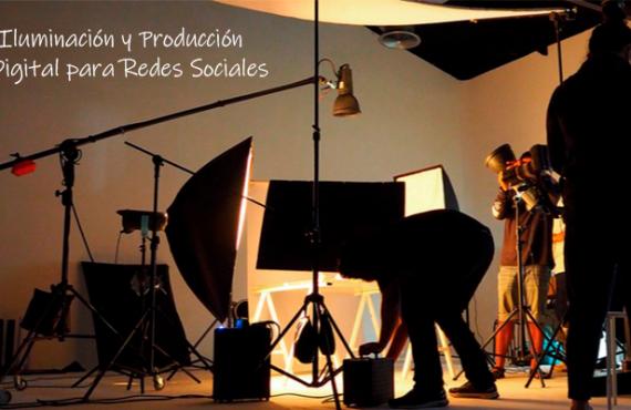 Audio, Iluminación y Producción Video Redes Sociales | Prospect Factory